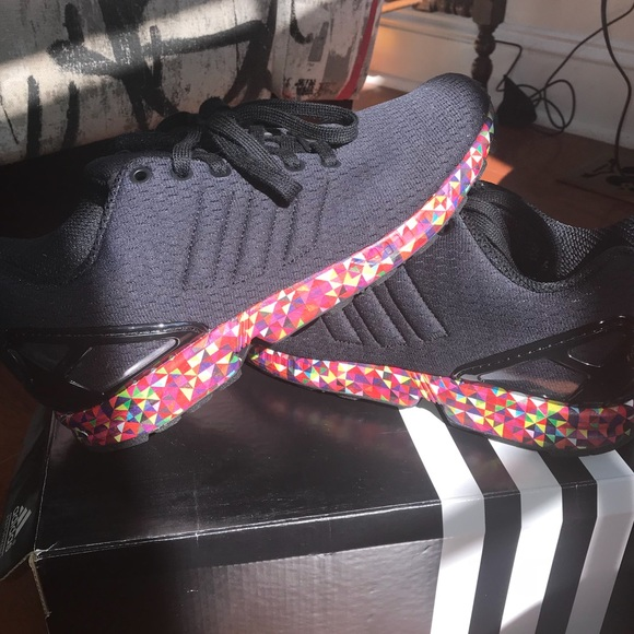 13ce86a06 adidas Shoes - Adidas ZX Flux Prism Sole